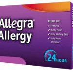 Allegra Allergy Relief Sample Packs!