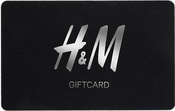 H&M £10 Gift Card Giveaway!