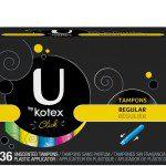 U by Kotex Free Samples