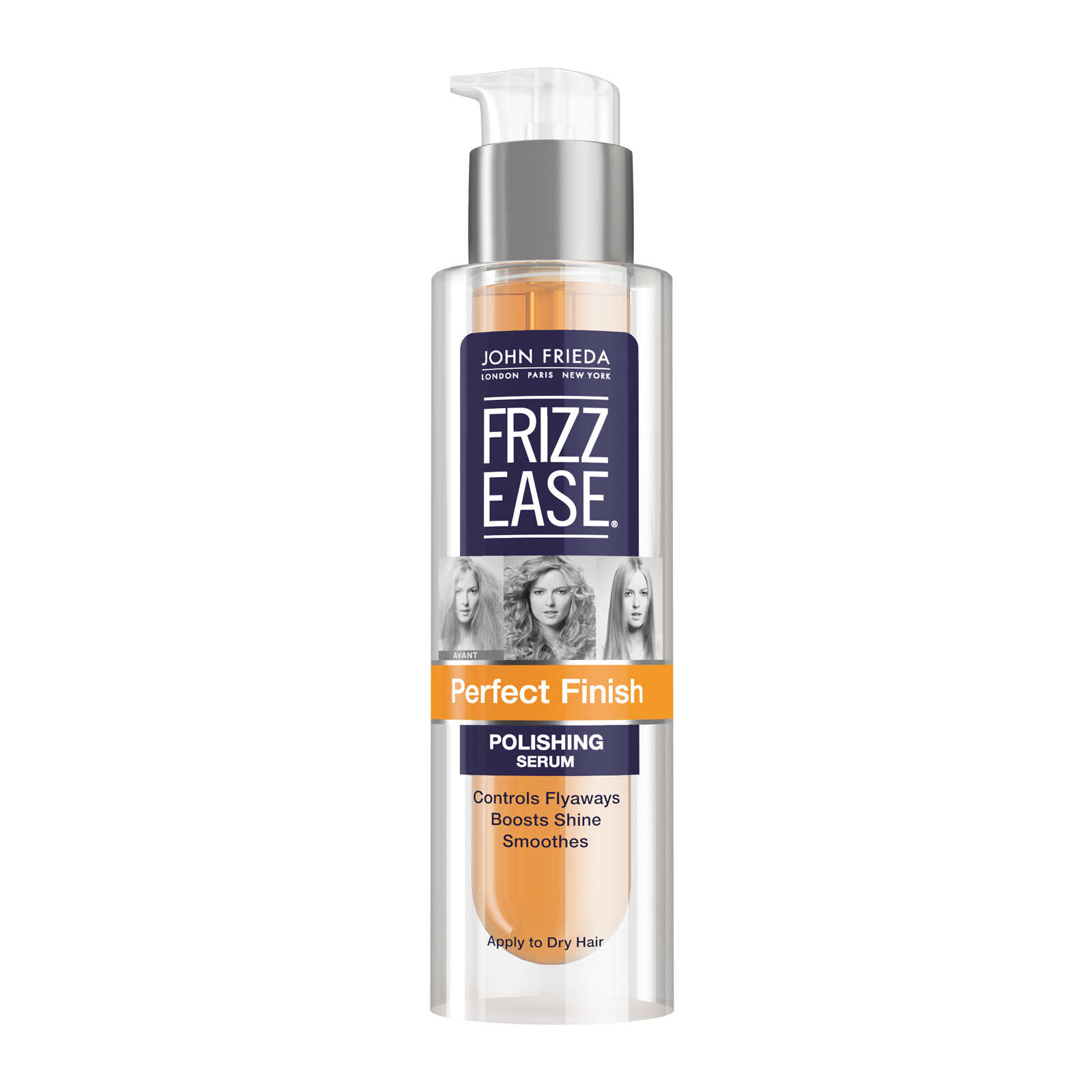 Frizz Ease Expert Hair Styler Free Sample
