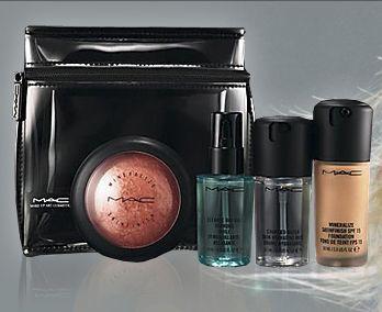 MAC Makeup – Mineralize Sample Kit