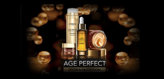 L'Oreal Hydra-Nutrition Skincare Sample